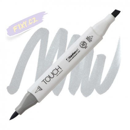 2469 2 cg2 cool grey touch twin brush marker