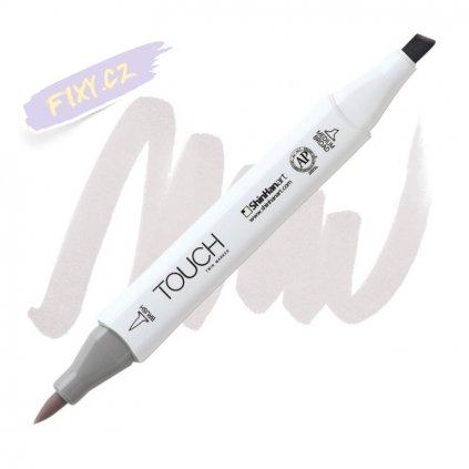 2493 2 wg0 5 warm grey touch twin brush marker