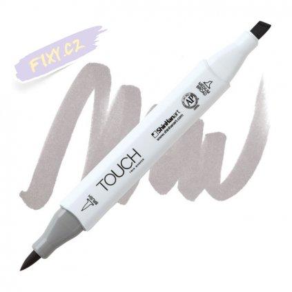 2502 2 wg3 warm grey touch twin brush marker