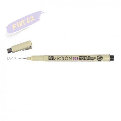 25938 2 sakura pigma micron 0 15mm cerna