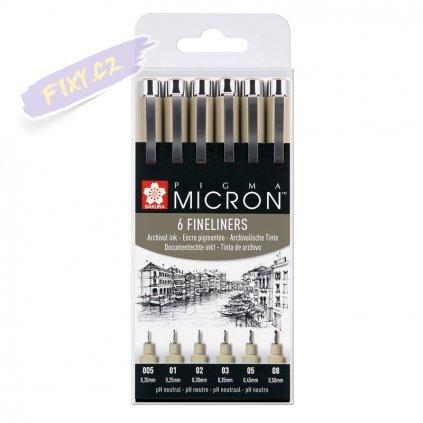 26022 2 sakura pigma micron set 6ks