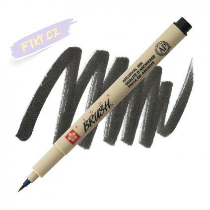 26115 2 sakura pigma micron brush cerna