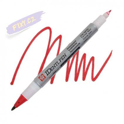 26208 1 sakura identi pen oboustranny cerveny