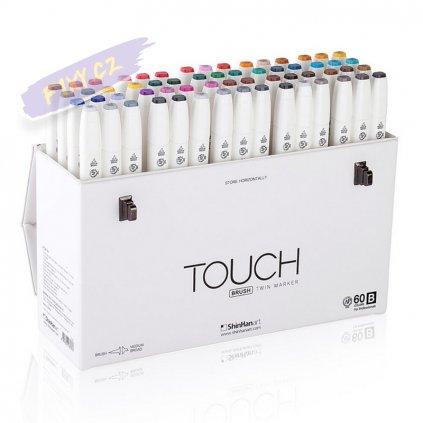 2769 3 touch twin brush marker 60ks zakladni b