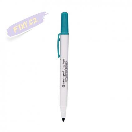 27747 1 stiratelny whiteboard tenky centropen 2709 zeleny