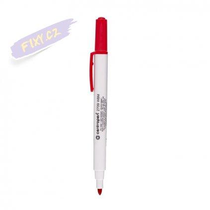 27750 1 stiratelny whiteboard tenky centropen 2709 cerveny
