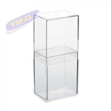 2808 1 plastova krabicka na 12ks cira
