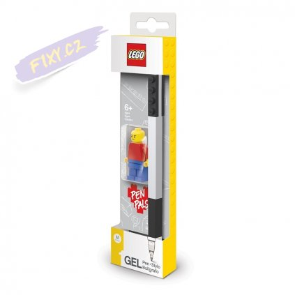 28254 2 lego gelove pero cerne s figurkou