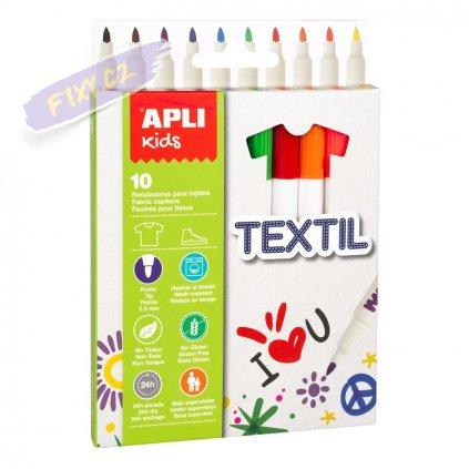 28395 1 apli popisovac na textil kids 10ks