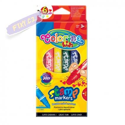 28500 1 colorino fixy stamp 6 barev