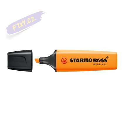 28572 1 zvyraznovac stabilo boss oranzovy