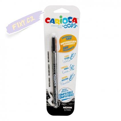30108 1 gumovaci roller carioca oops cerny