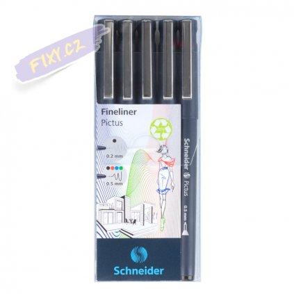 30600 4 liner schneider pictus 5ks barevne