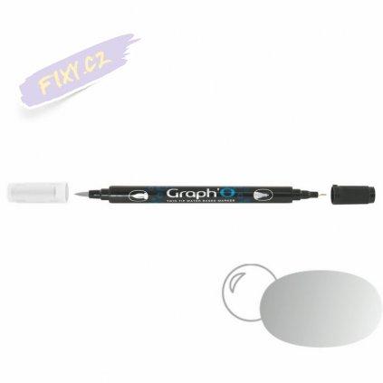 32340 5 graph o akvarelovy twin brush pen blender