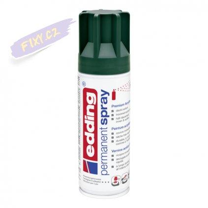 32535 2 akrylovy sprej edding 5200 mechova zelena matna 904