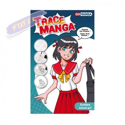 gomanga trace shoolgirl