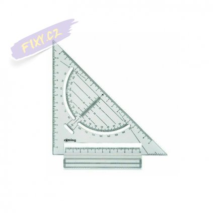 rotring rapid trojuhelnik