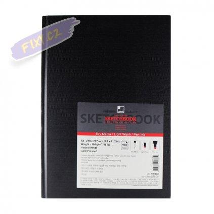 Premium Sketchbook A4