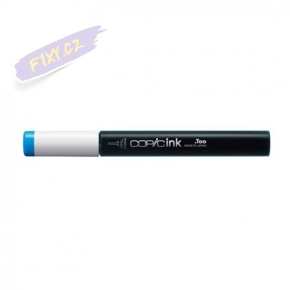 5430 6 b05 process blue copic refill ink 12ml