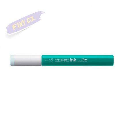 5517 6 bg0000 snow green copic refill ink 12ml