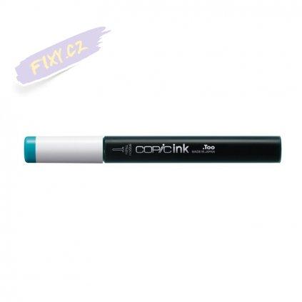 5532 6 bg07 petroleum blue copic refill ink 12ml