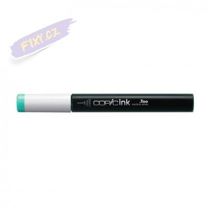 5544 6 bg13 mint green copic refill ink 12ml