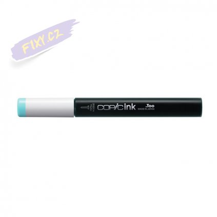 5547 6 bg15 aqua copic refill ink 12ml