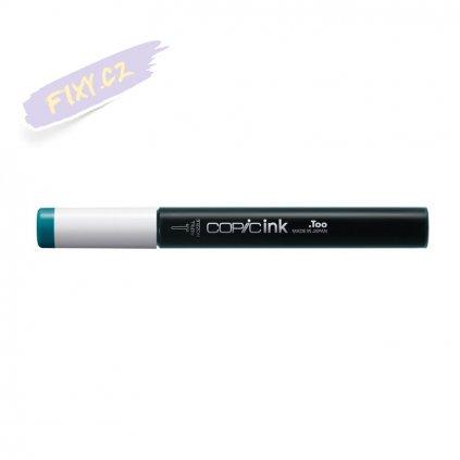 5550 6 bg18 teal blue copic refill ink 12ml