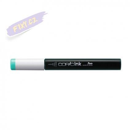 5553 6 bg23 coral sea copic refill ink 12ml