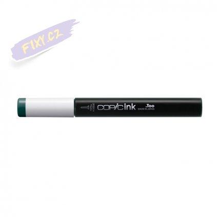 5580 6 bg75 abbys green copic refill ink 12ml