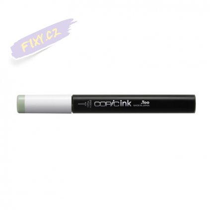 5589 6 bg93 green gray copic refill ink 12ml