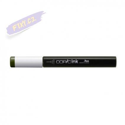 5592 6 bg96 blush copic refill ink 12ml