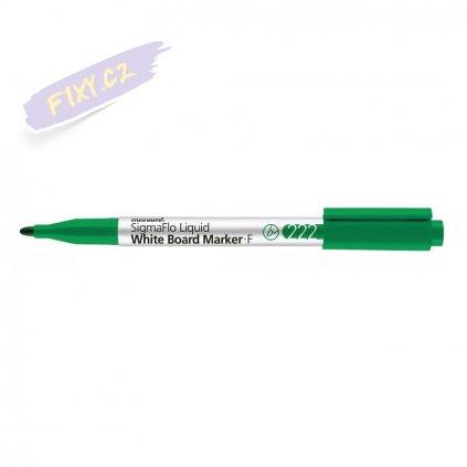 9105 3 monami popisovac na bile tabule 222 sigmaflo liquid zeleny