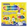 27954 3 fixy centropen 9396 60ks colouring palette quatro