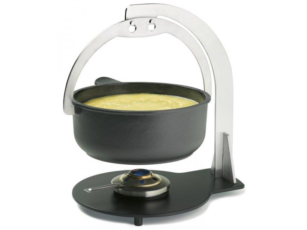 Fondue a raclette
