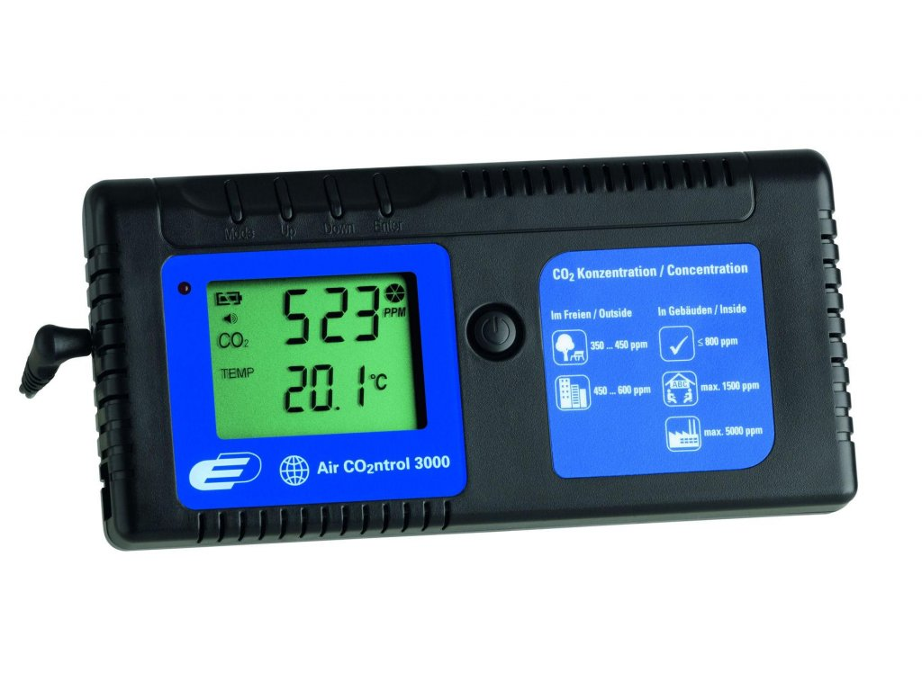 Měření plynů