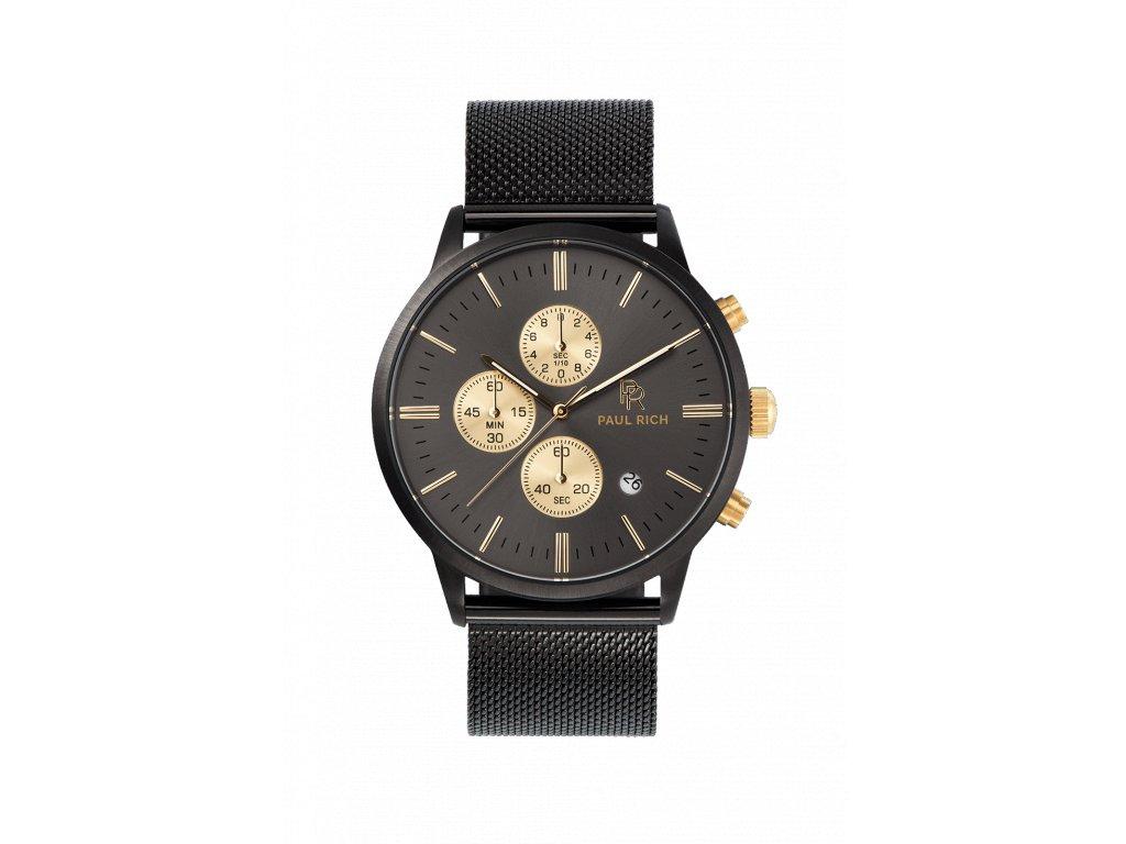 Luxusní pánské hodinky Paul Rich Zenith Mesh