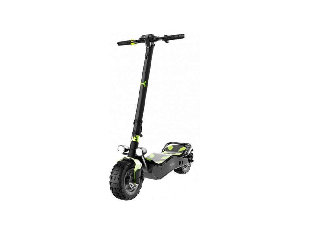 Elektrická koloběžka Bongo série Z OFF Road - zelená