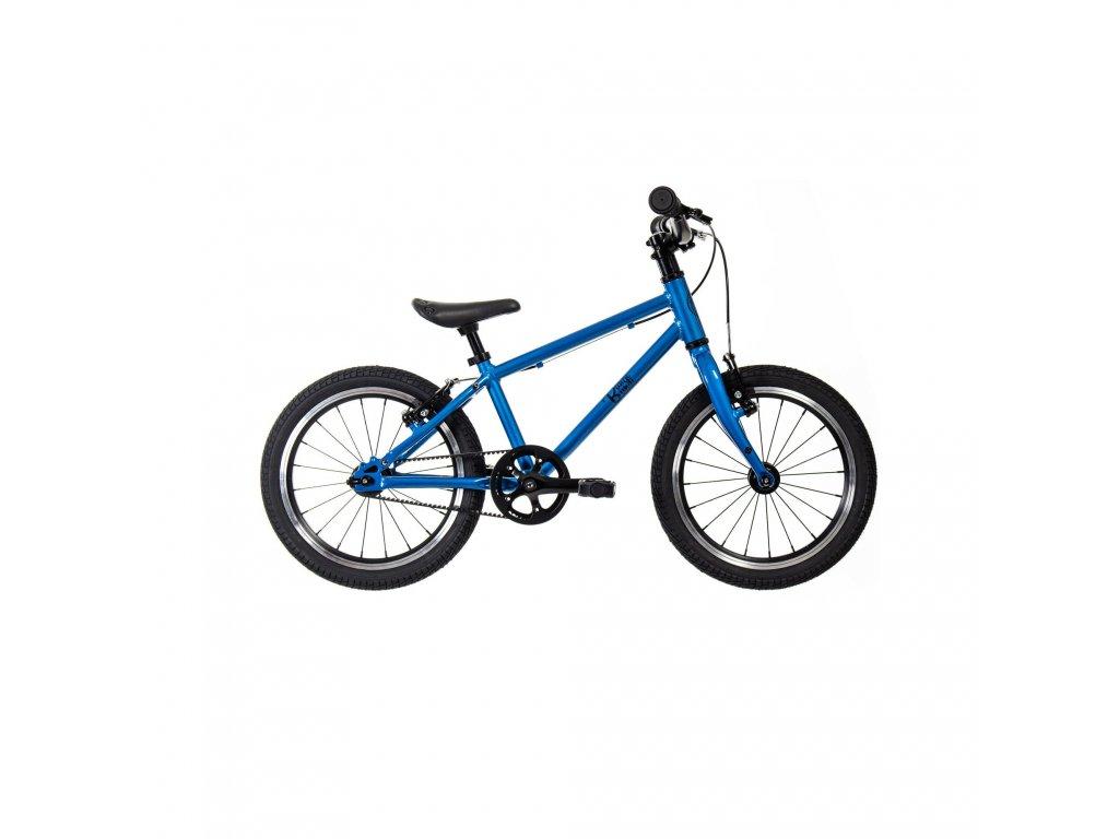 """Bungi Bungi - Dětské kolo Lite 16 """"Hliníkový ultra lehký 2021 Blueberry Blue"""