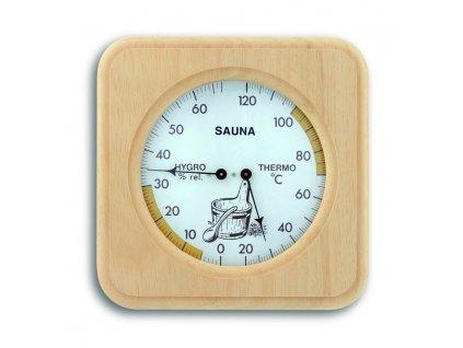 TFA 40.1007 - Sauna Kombinace (Teploměr, Vlhkoměr)
