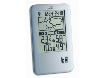 TFA 35.1109.IT - Meteostanice NEO PLUS