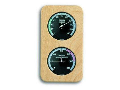 TFA 40.1004 - Sauna Kombinace (Teploměr, Vlhkoměr)