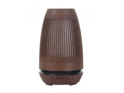 Aroma difuzér s možností osvětlení Airbi SENSE - tmavé dřevo