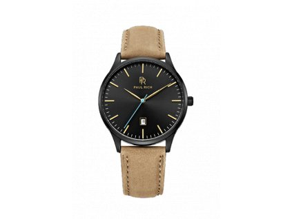 hampton black gold tan leather 1000x