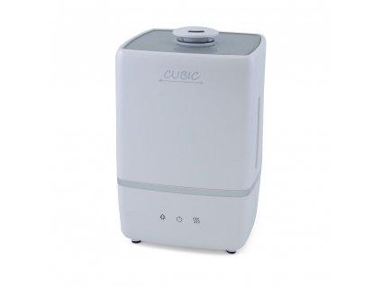 Ultrazvukový zvlhčovač vzduchu s ionizátorem a možností aromaterapie Airbi CUBIC