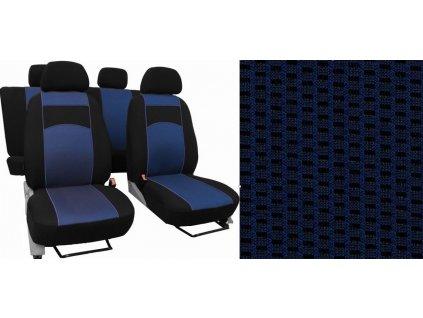 Autopotahy MAN TGE, od r. 2017, NOVÝ MODEL, VIP modré