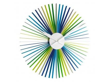 Nástěnné hodiny velikosti XXL TFA 60.3023.30 DAISY