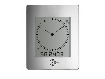 TFA 60.4507 - Rádiem řízené nástěnné hodiny DIALOG REFLEX