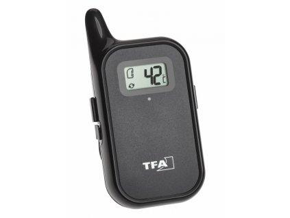 Náhradní bezdrátové čidlo TFA 30.3231.01 pro bezdrátový vpichový teploměr TFA 14.1511