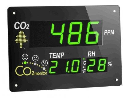 TFA 31.5002 - Měřič oxidu uhličitého - AIRCO2NTROL OBSERVER